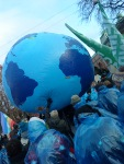 Globe demonstration